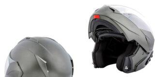 New Piaggio Helmet Is Flipping Good