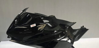 Ninja 400 On Track With Race Products