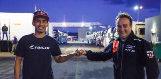 Nts Rw Racing Gp Sign Hafizh Syahrin