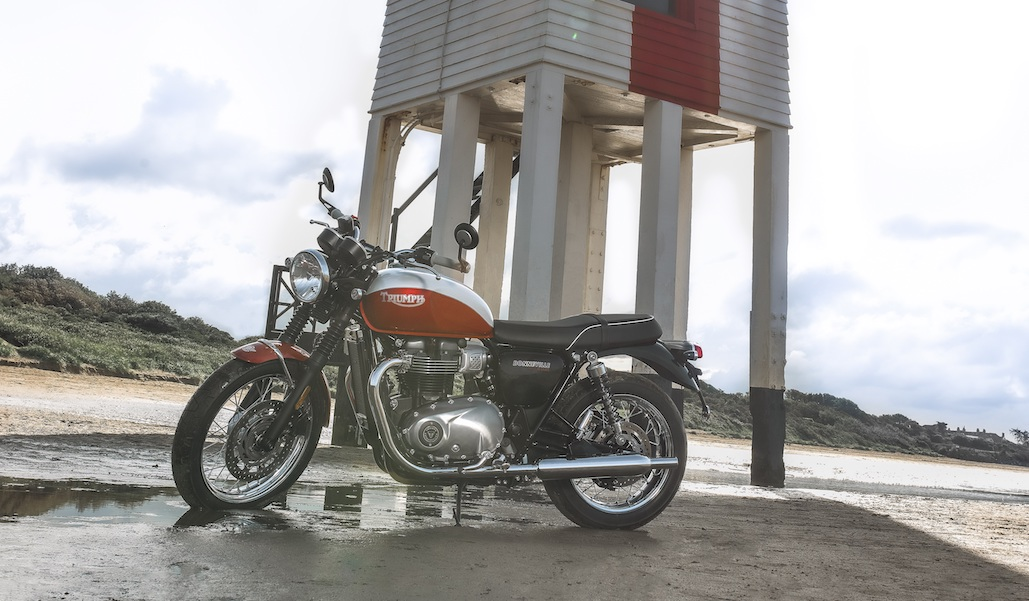 New 2020 Bud Ekins Bonneville T120 And T100 Special Editions 01