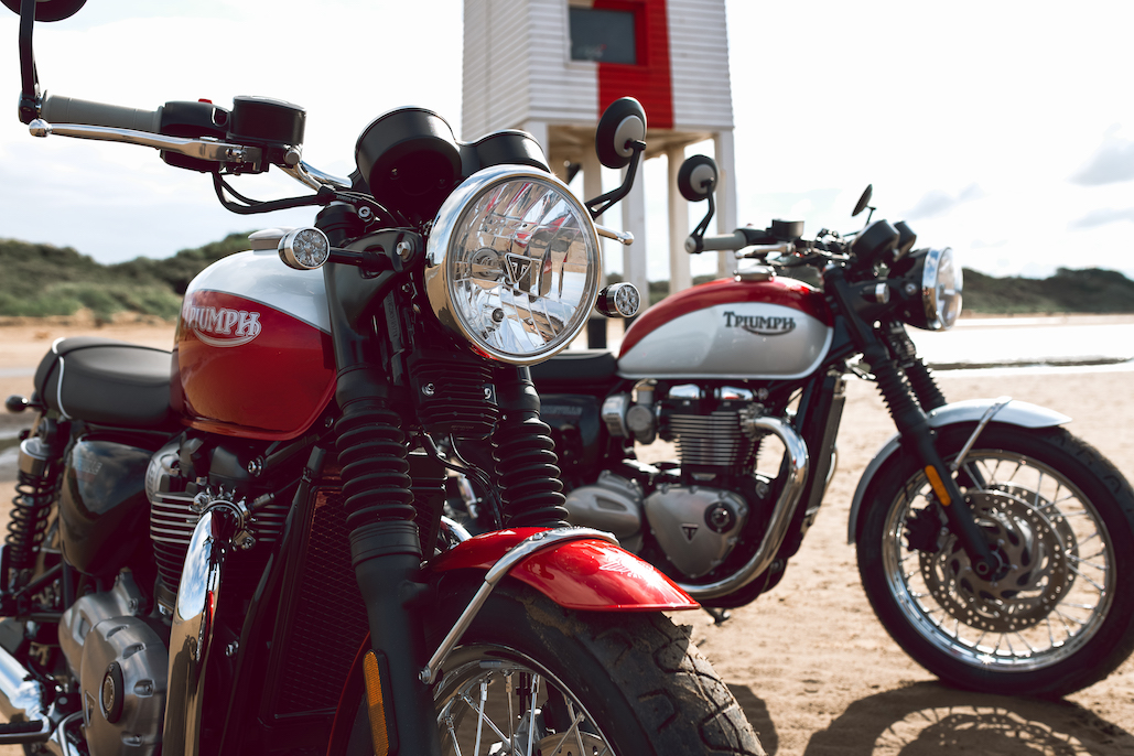 New 2020 Bud Ekins Bonneville T120 And T100 Special Editions 06