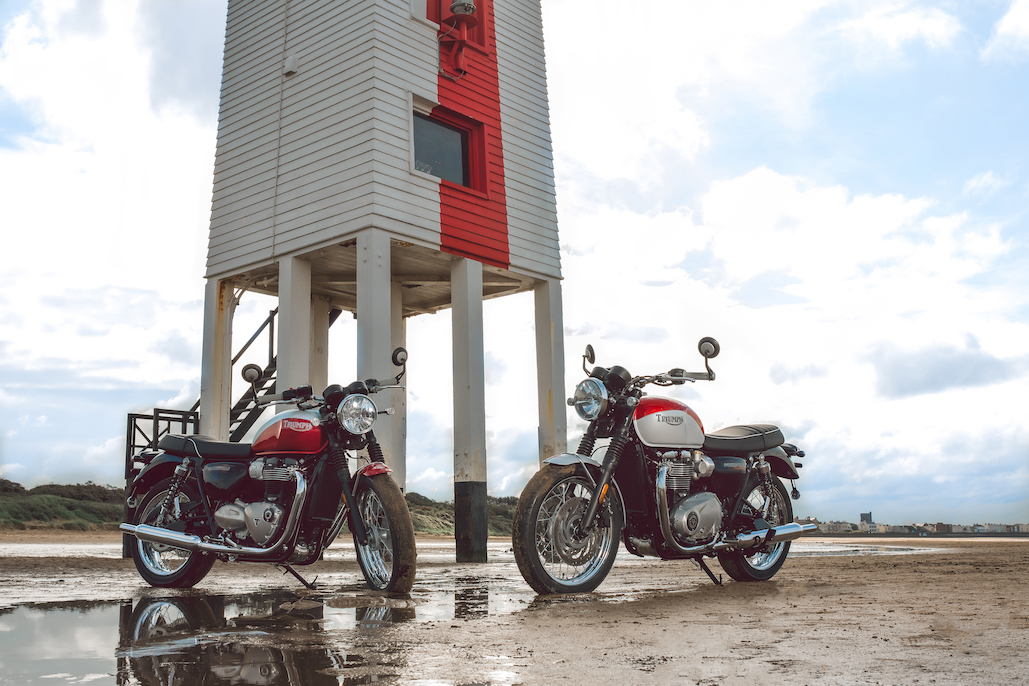 New 2020 Bud Ekins Bonneville T120 And T100 Special Editions 07