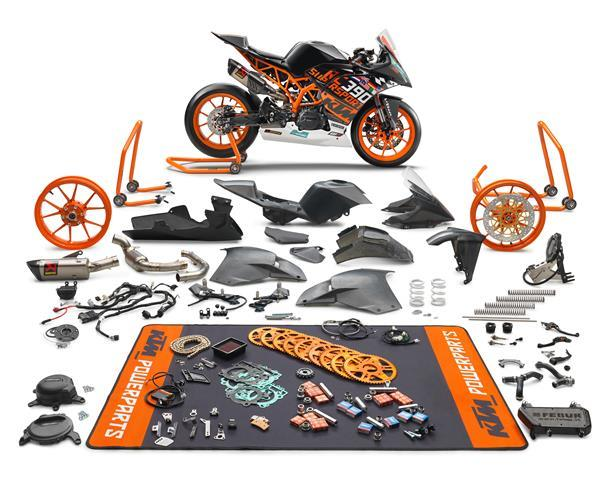 New For 2018: Ktm Introduces Rc 390 R