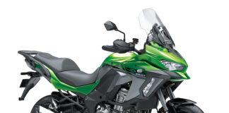 New Kawasaki Versys 1000/se – Pricing And Availability
