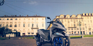 New Yamaha Tricity 300: The Best Move In Town