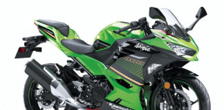Ninja 400 Available In Two New Liveries For 2020 My