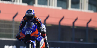 Oliveira Makes History On Home Turf To Take First Portuguese Pole