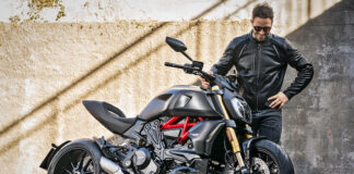 Production Of The Diavel 1260 Begins In Bologna