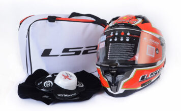R&g And Ls2 Partner To Offer Customers Unique Foggy Package
