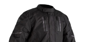 Rst – Axiom Airbag Ce Mens Textile Jacket