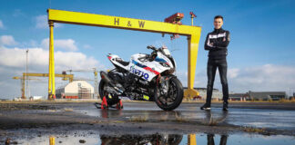 Synetiq Bmw Sign Andrew Irwin For 2021 Bsb Campaign