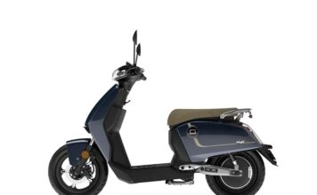 Super Soco Debut New Electric Scooter