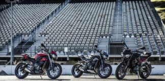 The All New Street Triple Family 02