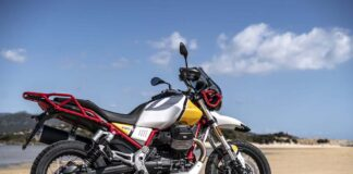 The Moto Guzzi V85 Tt Is Now Available With 6.9% Apr Pcp Finance