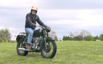 The Motorbike Show Returns