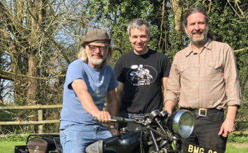 The Motorbike Show Returns In May