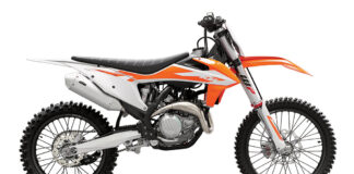 The New Ktm Sx Range Is Out Now