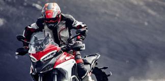 Trio Of Pirelli Options For The New Ducati Multistrada V4