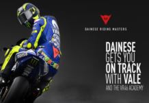 The Dainese Experience Is Ready To Take You To The Misano Track With Vale And The Academy