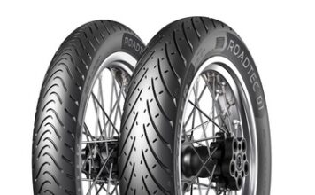 The Metzeler Brand Extends The Roadtec 01 Range With New X-ply Sizes