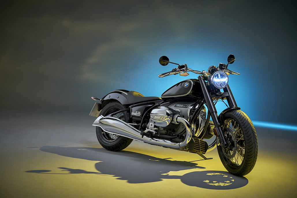 The New Bmw R 18
