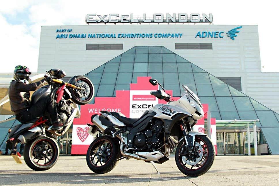 Title-winning Motogp Machines Set For 2018 London Motorcycle Show