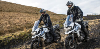Triumph To Exhibit At Touratech Travel Show In May