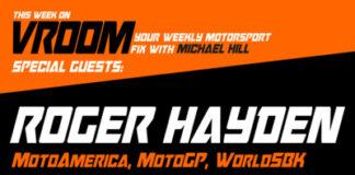 Vroom – Your Motorsport Fix, Episode 19 – Roger Hayden, Tom Bradbury