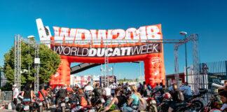 Wdw2018: The Great Ducati Festival Has Begun In Misano