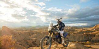 Yamaha Chase The Next Horizon On The Tenere 700 World Raid