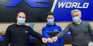 Yamaha And Parkingo Reunite For 2021 Worldssp Season With Gonzalez