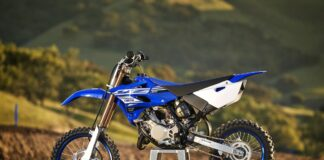 Yamaha Introduces New 2019 Yz250f And Yz85