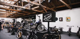 Triumphs Bobber Build Off Ready For Your Votes