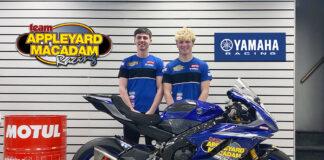 Appleyard Macadam Yamaha Focus On Developing Young Riders For 2021