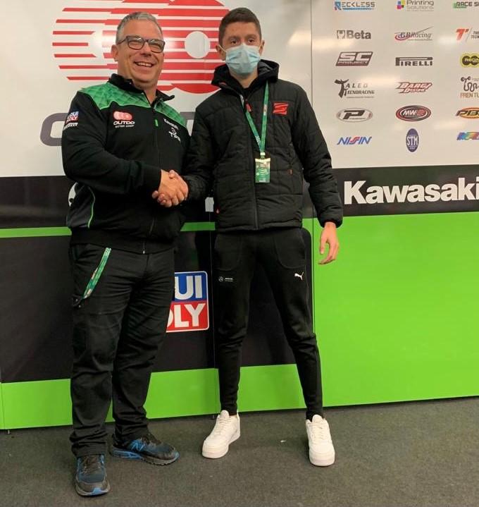 Gimbert Joins Tpr Outdo Pedercini Racing For 2021 Worldssp300 Campaign