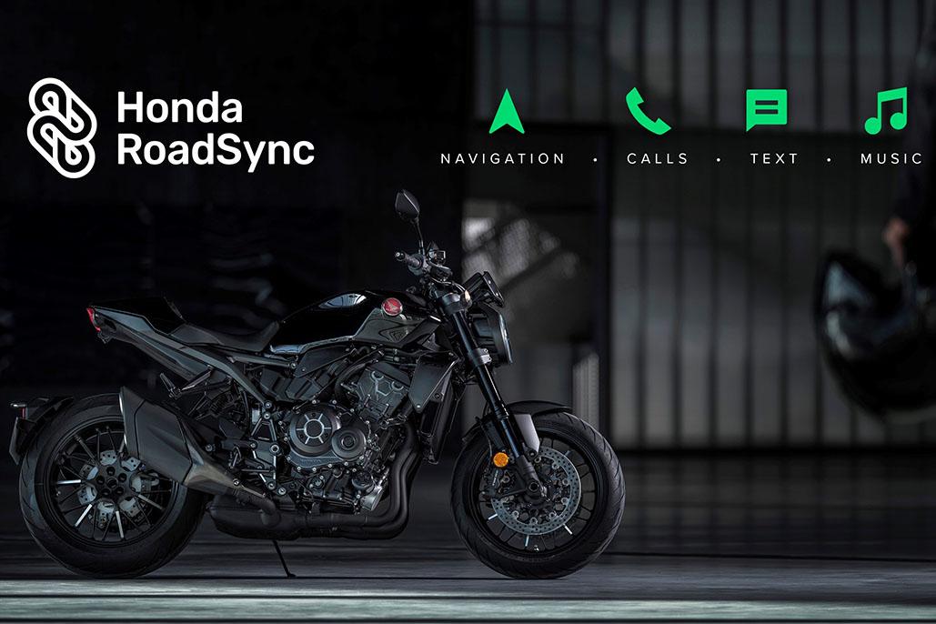 Honda Smartphone Voice Control System And Roadsync App