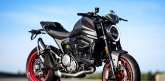 Light, Compact, Essential And Fun: Ducati Presents The New Monster
