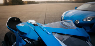 Mv Agusta Teams Up With Motorsport Legend Alpine