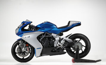 Mv Agusta's Superveloce Alpine Limited Edition Sold-out Hours After Live Streaming Presentation