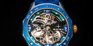 Ro-ni To Make A Watch Masterpiece For Mv Agusta's 75th Anniversary