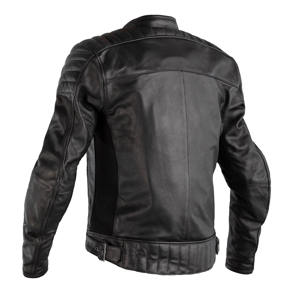 Rst Fusion Airbag Ce Men's Leather Jacket