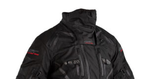 Rst Pro Series Paragon 6 Ce Ladies Textile Jacket