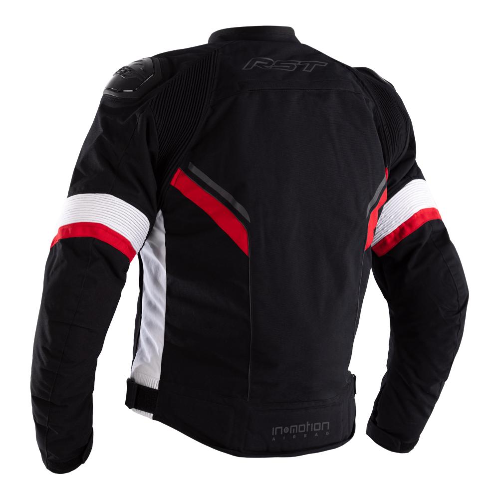 Rst Sabre Airbag Ce Mens Textile Jacket