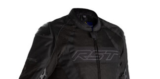 Rst Tractech Evo 4 Mesh Wp Textile Jacket