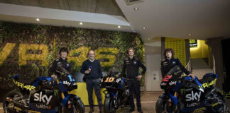 Sky Racing Team Vr46, Reveal 2021 Liveries