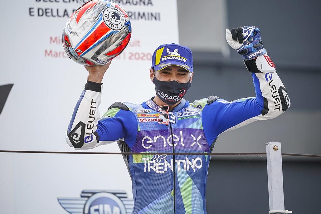 Team Gresini Motoe: Ferrari Confirmed As Mantovani Joins The Squad