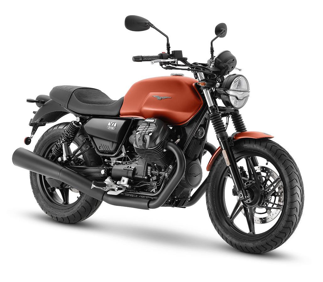 The New Moto Guzzi V7 Debuts On Motoguzzi.com