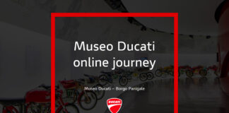 The Ducati Digitalization Process Continues With The Online Journey