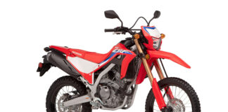 The New Honda Crf300l And Crf300 Rally