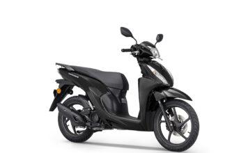 Vision 110 Joins Honda's A1 Licence-compatible 125cc Range